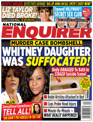 National Enquirer Issue 9, 2015
