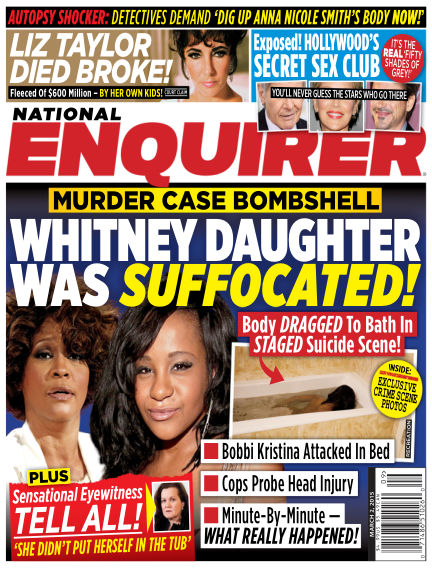 National Enquirer February 20, 2015 00:00
