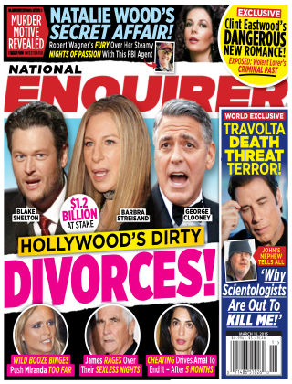 National Enquirer Issue 11, 2015