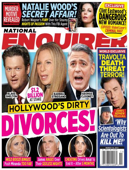 National Enquirer March 06, 2015 00:00