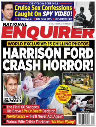 National Enquirer Issue 12, 2015