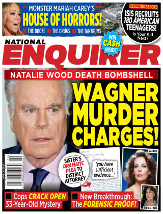 National Enquirer Issue 14, 2015