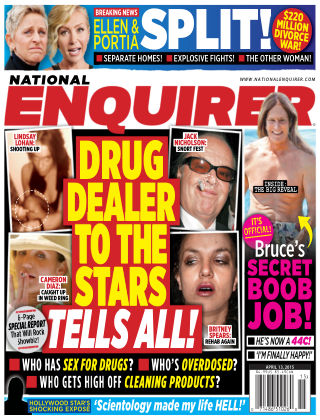 National Enquirer Issue 15, 2015