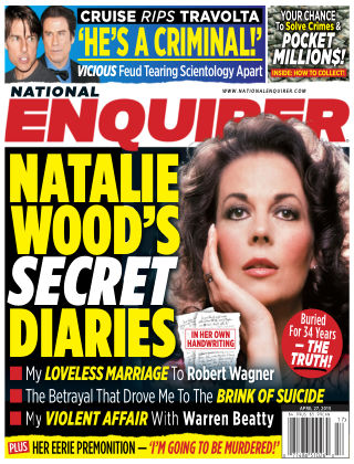 National Enquirer Issue 17, 2015