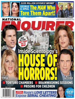 National Enquirer Issue 18, 2015