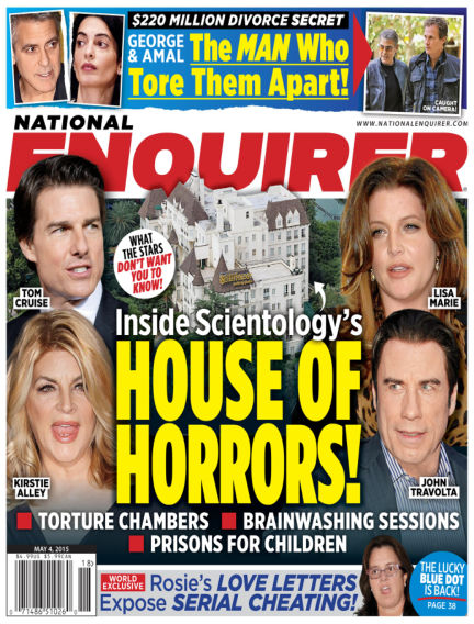 National Enquirer April 24, 2015 00:00