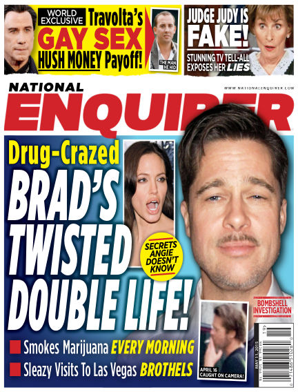 National Enquirer May 01, 2015 00:00