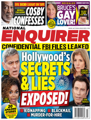 National Enquirer Issue 23, 2015