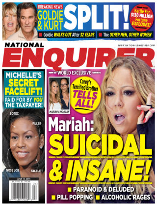 National Enquirer Issue 24, 2015