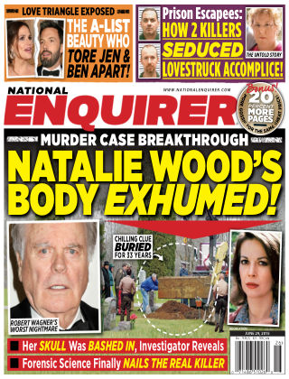 National Enquirer Issue 26, 2015