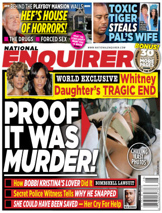 National Enquirer Issue 28, 2015