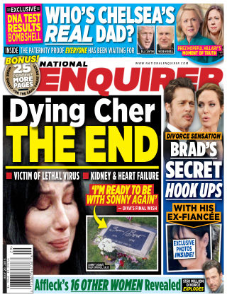 National Enquirer Issue 29, 2015