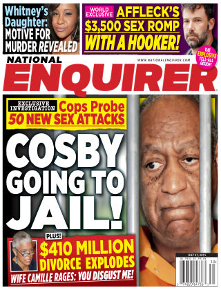 National Enquirer Issue 30, 2015