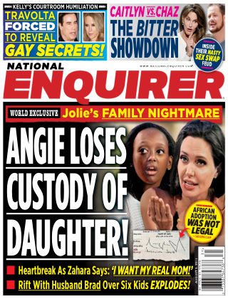 National Enquirer Issue 31, 2015