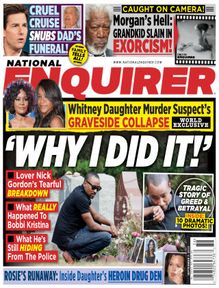 National Enquirer Issue 36, 2015