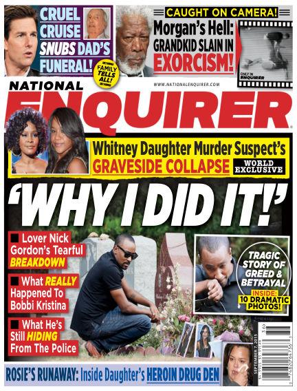 National Enquirer August 28, 2015 00:00