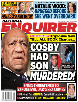 National Enquirer Issue 40, 2015