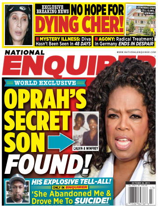 National Enquirer Issue 43, 2015
