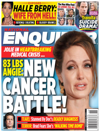 National Enquirer Issue 46, 2015