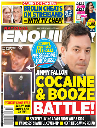 National Enquirer Issue 47, 2015