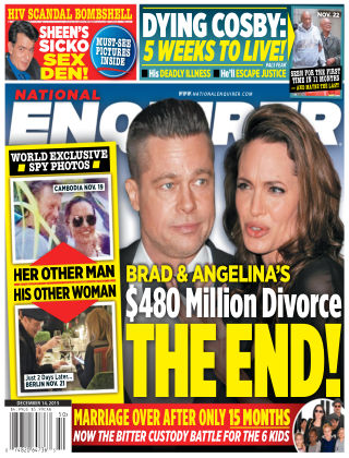 National Enquirer Issue 50, 2015