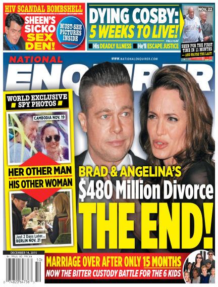 National Enquirer December 04, 2015 00:00