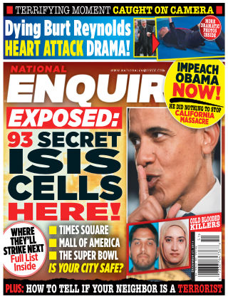 National Enquirer Dec 21 2015