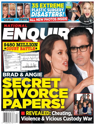 National Enquirer Dec 28 2015