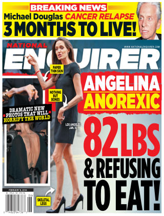 National Enquirer Feb 8 2016