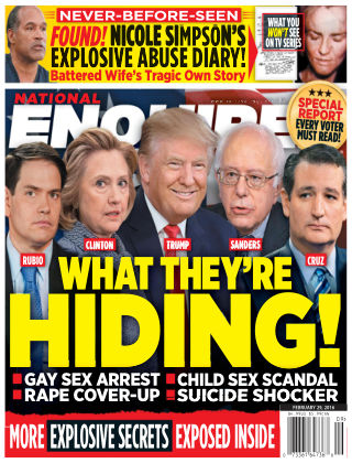 National Enquirer Feb 29 2016