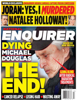 National Enquirer Mar 28 2016