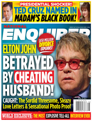 National Enquirer Apr 18 2016