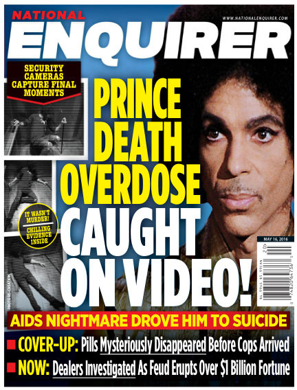 National Enquirer May 06, 2016 00:00