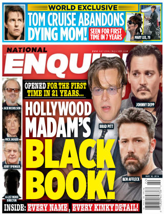 National Enquirer May 30 2016