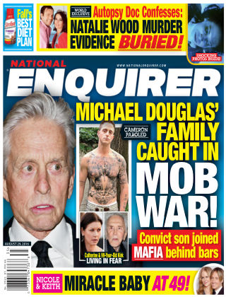 National Enquirer Aug 29 2016