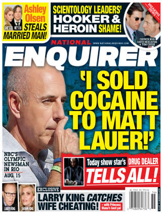National Enquirer Sep 5 2016