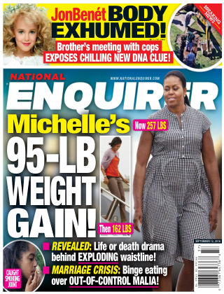 National Enquirer Sep 12 2016