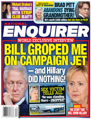 National Enquirer Sep 26 2016
