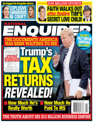 National Enquirer Oct 17 2016