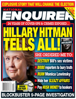 National Enquirer Oct 31 2016