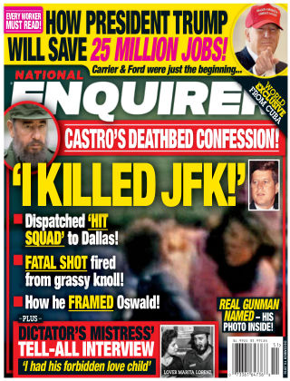 National Enquirer Dec 19 2016