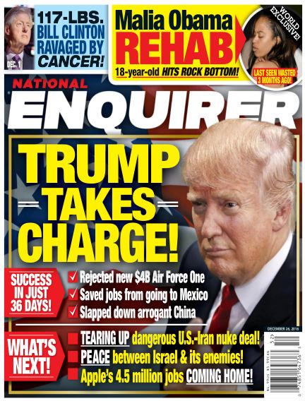 National Enquirer December 16, 2016 00:00