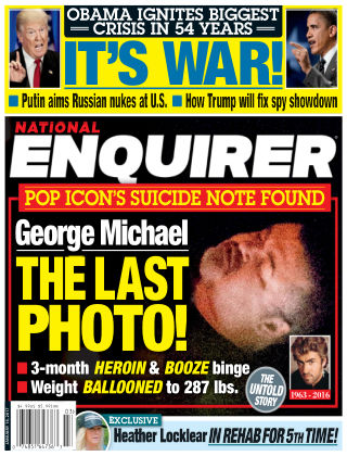 National Enquirer Jan 16 2017