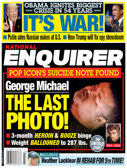 National Enquirer January 06, 2017 00:00