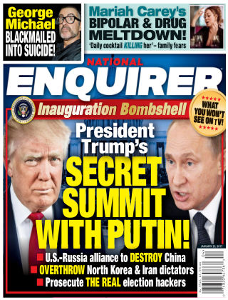 National Enquirer Jan 23 2017
