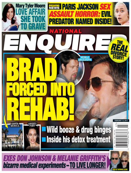 National Enquirer February 03, 2017 00:00