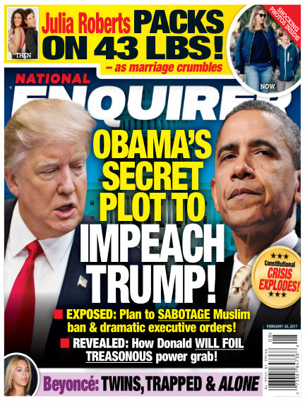 National Enquirer February 10, 2017 00:00