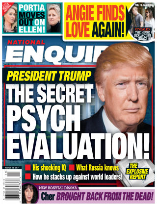National Enquirer Mar 13 2017