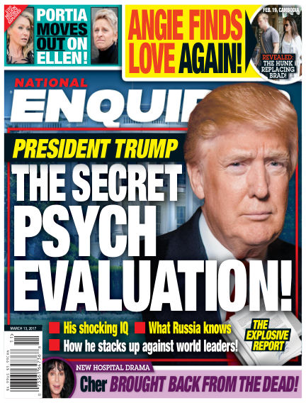 National Enquirer March 03, 2017 00:00