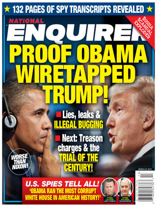 National Enquirer Mar 27 2017
